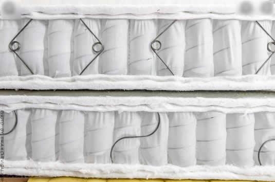 [屏東床墊] 獨立筒和彈簧床 好處和壞處